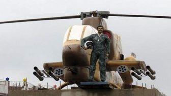 خلبانی که به جای رفتن به ماموریت اعلامیههای امام خمینی را تکثیر میکرد