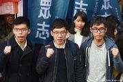 فعالان دموکراسی هنگکنگ دادگاهی شدند