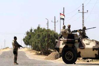 هلاک ۱۵ تروریست در صحرای سینا توسط ارتش مصر