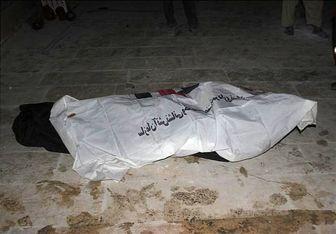سقوط مرگبار کارگر چاهکن در جوادیه/ عکس