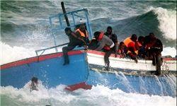 ناپدید شدن 146 پناهجو در دریای مدیترانه