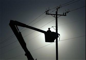 انفجار یک پست برق و قطعی برق در غرب تهران