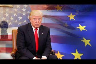 6 روز خطرناک سفر ترامپ به اروپا