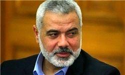 هیأت امنیتی مصری دوباره با اسماعیل هنیه دیدار کرد