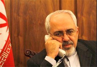 گفتگوی تلفنی ظریف با وزیرخارجه پاکستان برای پیگیری وضعیت مرزبانان ایرانی