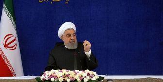 روحانی: اقدامات فوری برای جلوگیری از موج جدید بیماری انجام شود