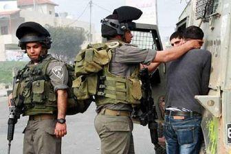 یورش وحشیانه صهیونیستها به کرانه باختری