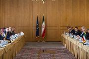 رایزنی اشمید و عراقچی در تهران