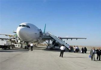 پروازهای فرودگاه بین المللی اهواز به حالت عادی بازگشت