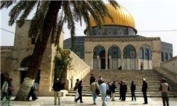 یورش بیش از ۱۰۰۰ شهرک نشین صهیونیست به مسجد الاقصی