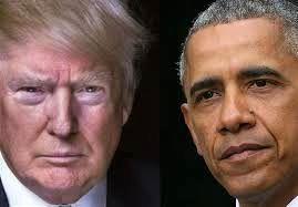 ترامپ: اوباما مقصر حمله شیمیایی سوریه است