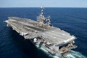 حرکت ناو هواپیمابر آمریکا به سمت دریای سیاه