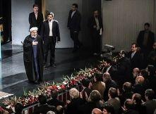 انتقاد روزنامه حامی هاشمی از مراسم خبرساز روحانی