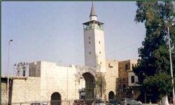 گلولهباران یک مسجد تاریخی در دمشق