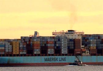 تحریم، شرکت مائرسک دانمارک را فراری داد