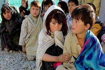 فروش کودکان افغانی به دلیل خشکسالی