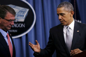 آمریکا از عملکرد متحدان خود در ائتلاف ضد داعش راضی نیست