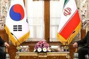 رئیس مجلس پیگیر مشکل فعالان اقتصادی ایرانی در کره جنوبی