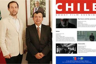 شب فیلم شیلی در تهران برگزار شد