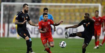 لژیونرهای ایرانی در تیم منتخب لیگ ستارگان قطر+عکس