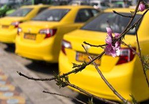 استقرار تاکسیها در 100 نقطه پایتخت برای جابجایی مسافران در ایام نوروز