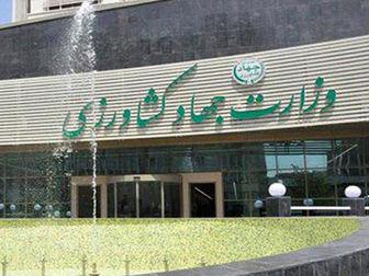 واکنش وزارت جهاد کشاورزی به تصمیم دولت