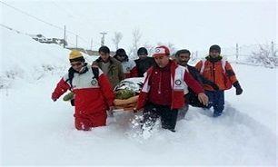 ریزش مرگبار بهمن در پیست اسکی شمشک
