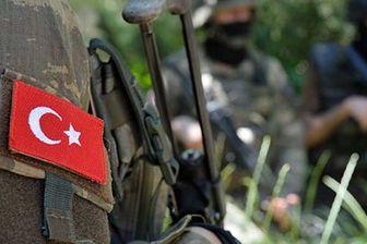 درگیری نیروهای ارتش ترکیه با تروریستهای پکک