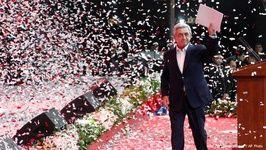 سرژ سرکیسیان رئیسجمهور ارمنستان شد