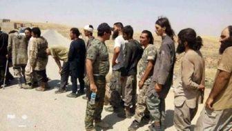 آمارهای جالب کردهای سوریه از تعداد اسرای خارجی داعش