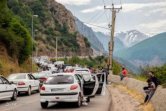 وضعیت راه های کشور در ۲۲ مهر ماه/ ترافیک سنگین در آزاد راه قزوین_کرج و محور شهریار_تهران