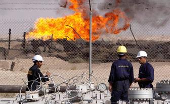 افزایش تولید نفت عراق در آستانه تحریم ایران
