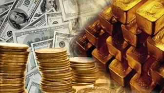 رشد قیمت سکه و ارز + جدول