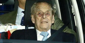 انتقال مجدد «شاهزاده فیلیپ» به بیمارستان