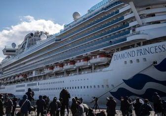 دلگرمی ژاپنیها به مسافران کشتی قرنطینه شده
