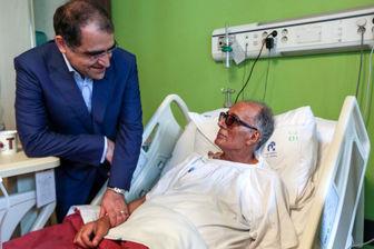 بیماری کیارستمی به روایت وزیر بهداشت