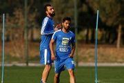 خبری خوش درباره ستاره باشگاه استقلال+عکس