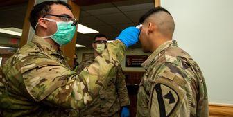 افزایش 60 درصدی مبتلایان به کرونا در میان ارتش آمریکا