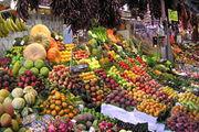 کاهش قیمت میوه در بازار
