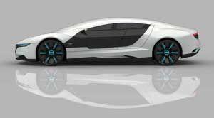 خودروی جدید آئودی + عکس