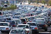 وضعیت ترافیکی معابر بزرگراهی پایتخت در چهارم آذرماه