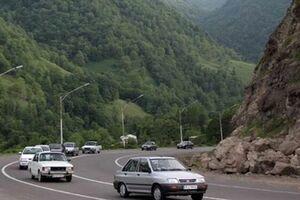 حمله کرونا به جاده های مازندران!